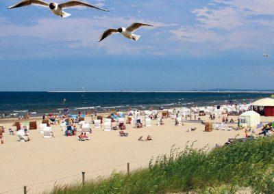 Swinemünde - Relax am Strand