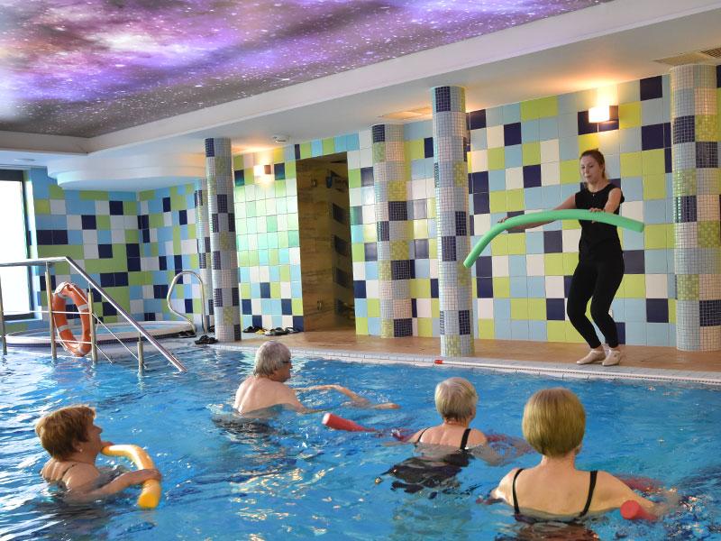 Gimnastyka lecznicza wodna