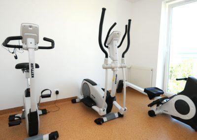Fitnessraum - Perla Baltyku - Kur- und Erholungshaus in Swinemünde