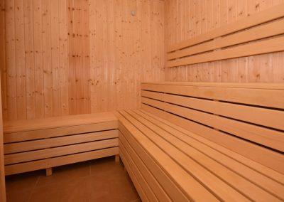 Trockene Sauna, Perla Baltyku - Kur- und Erholungshaus in Swinemünde