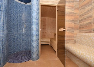 Sauna sucha, Perła Bałtyku Ośrodek Sanatoryjno - Wypoczynkowy w Świnoujściu
